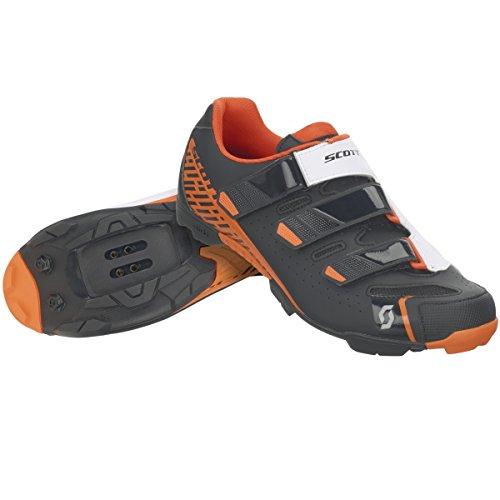 Scott MTB Comp RS Fahrrad Schuhe schwarz/orange 2017: Größe: 45