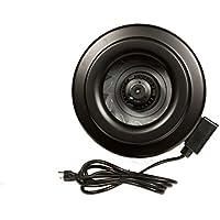 inSun 400 CFM Inline Blower Fan (6 Inch)