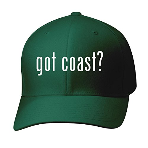 BH Cool Designs Got Coast? - Baseball Hat Cap Adult, Forest, - Map Of South Plaza Coast