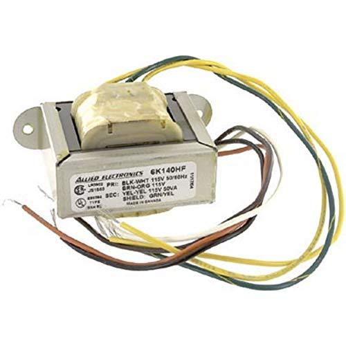 ISOLATION TRANSFORMER. 115/230V; 50VA; OUT: 115V; LEADS Pack of 2 ()