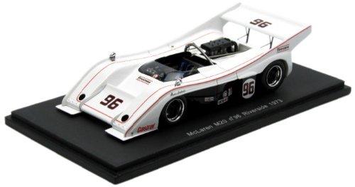 1/43 マクラーレン M20 1973年 リバーサイド#96 ドライバー:M.Andretti S1118