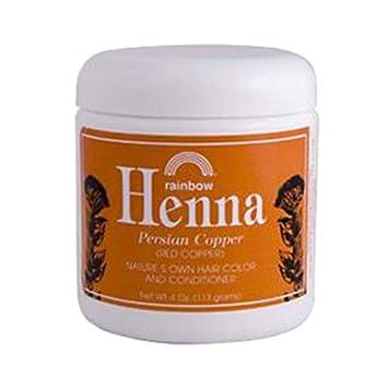 Amazon Com Rainbow Research Henna Botanical Hair Color And