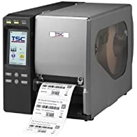 TSC 99-147A006-00LF Barcode Printer, 644MT, Thermal Transfer, LCD Color Display, 300 dpi, 4 IPS, Ethernet, USB, Parallel, Real Time Clock, SER, 32GB SD Flash