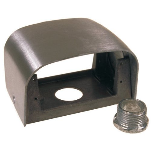 Hubbell-Raco 6301 Service Pedestal Frame Housing with Chase Nipple