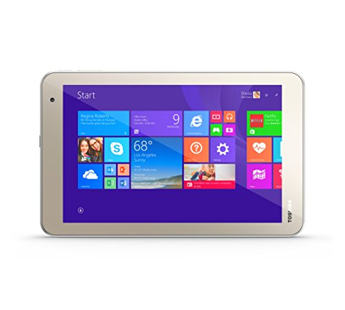 Toshiba Encore 2 WT8-B32CN 8.0-Inch 32 GB Tablet gold (E Fun Netbook)