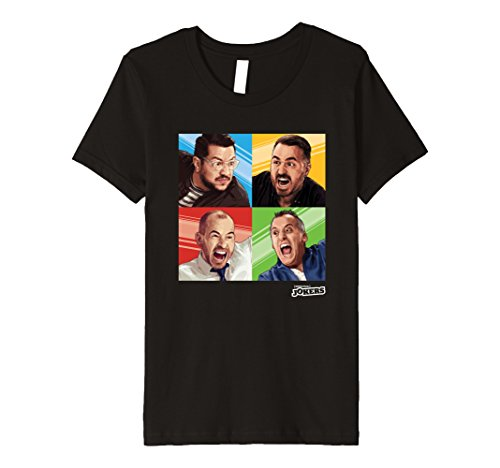 Kids 4 Square Jokers T-Shirt