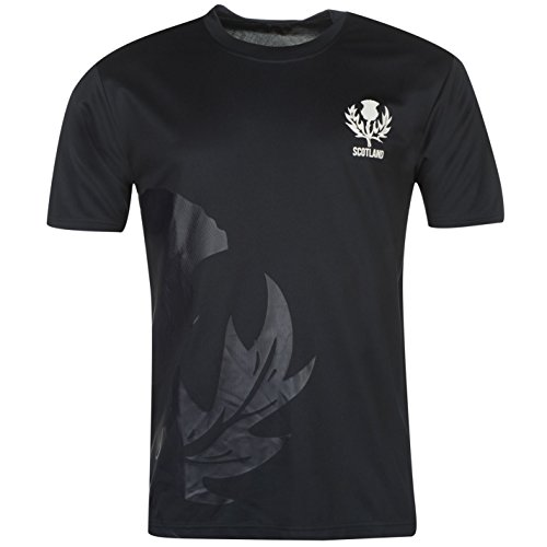 - Team Mens Italy Polo T-Shirt Tee Top Jersey Sports Rugby Fan Club Clothing Scotland XX Large