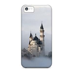 New Arrival Iphone 5c Case Neuschwanstein Castle Case Cover