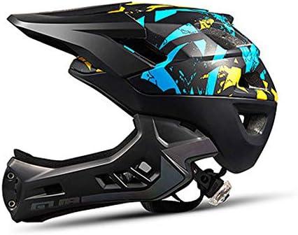 FH サイクリングヘルメット、スポーツアウトドア男性と女性のマウンテンバイクに乗って登山安全ロックヘルメット (Color : Black)