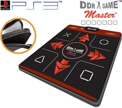 (PS3 Master Deluxe Non-Slip Dance Pad)