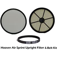 Hoover Air Sprint Filter and Belt Kit. Includes Both Hoover Sprint Filters and Hoover Sprint Belt