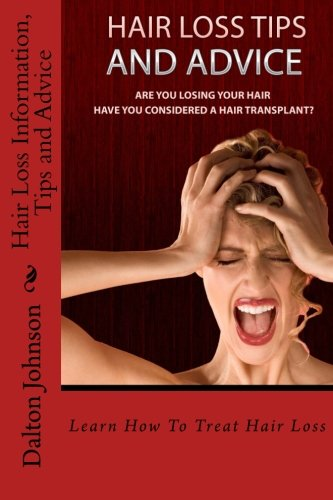Hair Loss Information, Tips and Advice pdf