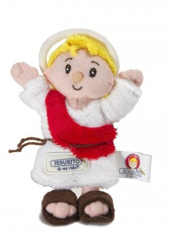 Child Jesus Plush toy 10 cm. - Peluche Jesusito (Ref. 1003)