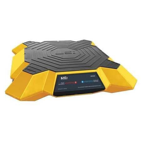 UEI Test Equipment WRS220  Smart Wireless Refrigeration Scale, 220 LB, Yellow