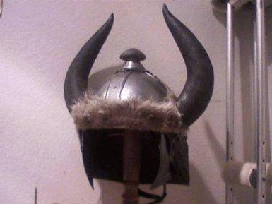 New Adult Full Size Steel Conan Medieval Helmet w Stand -
