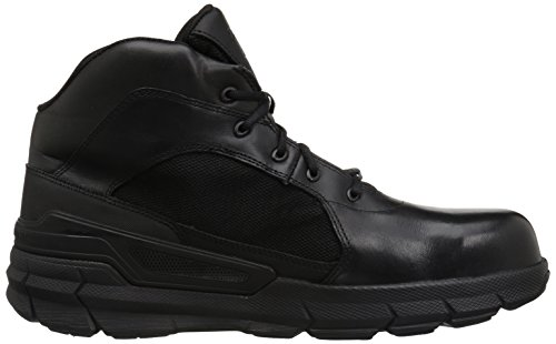 Bates Mens Charge 6 Composite Toe Leather Boots nero