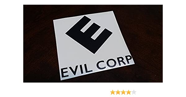 Amazon.com: Mr Robot Hacker Evil Corp 5.5