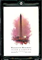 2007 Topps Allen & Ginter # 268 Washington Monument Baseball Card