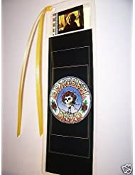 GRATEFUL DEAD Movie Film Cell Bookmark Memorabilia Collectible Complements Poster Book Theater