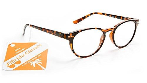 Retro Style Reading Glasses Vintage +1.00, 1.25, 1.50, 1.75, 2.00, 2.25, 2.50, 2.75, 3.00 Powe Johnny Depp Style - Size Johnny Depp Glasses