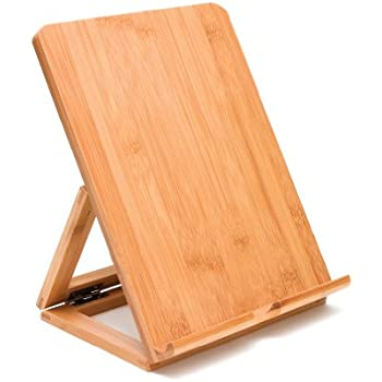iPad Stand - Bocote Wood (tablet stand, iPad, docking, mens gift,