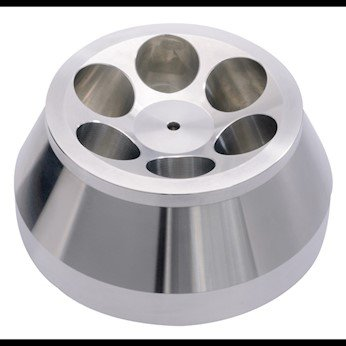 Cole-Parmer MP(R)315 Centrifuge High Speed Fixed Angle Rotor, 6 x 100 mL