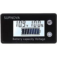 Adnana DC 8V-100V Lead Acid Lithium Battery Capacity Indicator