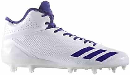 promo code 6b193 c0e82 adidas Adizero 5Star 6.0 Mid Cleat Mens Football