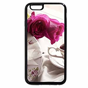 iPhone 6S Plus Case, iPhone 6 Plus Case, Romantic time for coffee