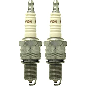 Champion Rn9yc-2pk Copper Plus Small Engine Spark Plug # 415 (2 Pack)