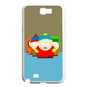 South Park Samsung Galaxy N2 7100 Cell Phone Case White