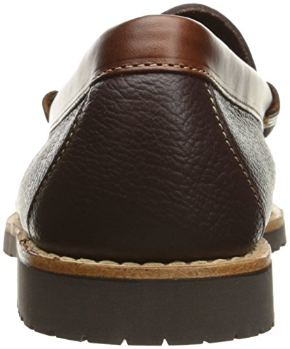 Simon Co Penny Bass Brown H G Loafer Dark para Taupe Dark hombre xSfaHw