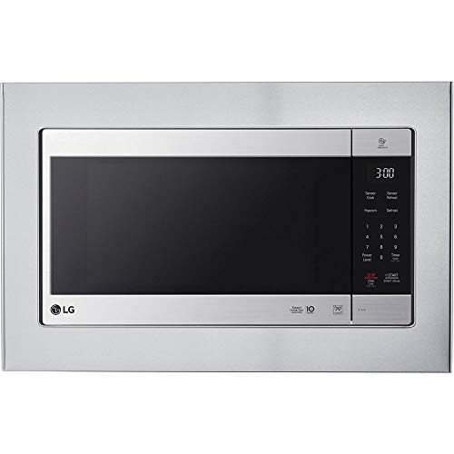 "LG 30"" Built-in Trim Kit in Stainless Steel Stainless Steel"