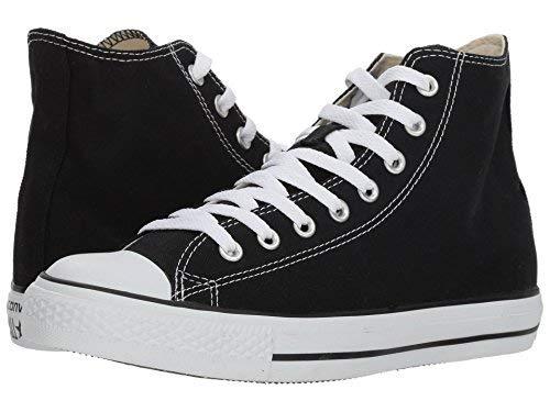 - Converse Chuck Taylor All Star Core Hi (6 B(M) US / 8 B(M) US / 39 EUR, Black)