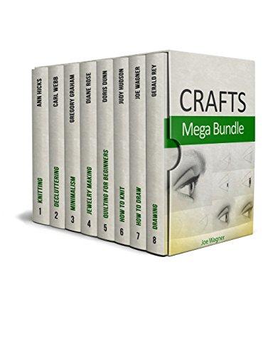 Crafts Mega Bundle: 200+ Amazing DIY Crafts Ideas