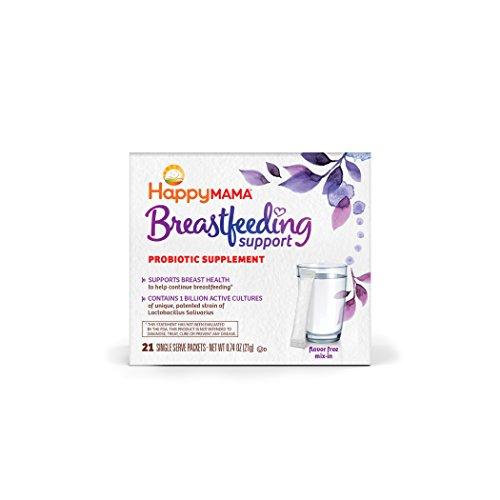Happy Breastfeeding Support Probiotic Supplement