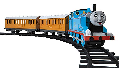 Lionel Thomas & Friends Battery-powered Model Train Set Ready to Play w/ Remote (Lionel Polar Express Remote Train Set O Gauge)