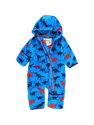 Hatley Baby Boys Mini Fuzzy Fleece Bundler