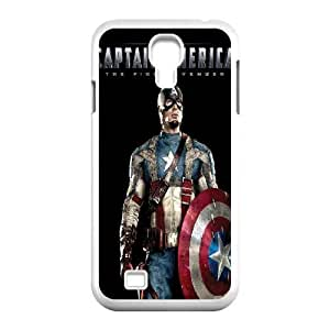 SamSung Galaxy S4 9500 phone cases White Captain America cell phone cases Beautiful gifts LAYS9817890