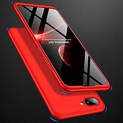 GoodcAcy Funda Xiaomi Mi A1,Carcasa Móvil de Protección de 360°+ ...