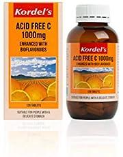 Kordel's Acid Free C 1000mg, 120 Tablets