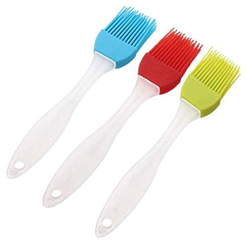 Silcony Set of 3 Pure Heat Resistant 7