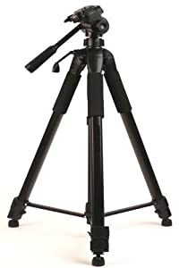 "PLR 72"" Photo / Video ProPod Tripod Includes Deluxe Tripod Carrying Case + Additional Quick Release Plate For The Sony Alpha NEX-C3, NEX-7, NEX-6, NEX-5T, NEX-5N, NEX-5R, NEX-5, NEX-3, NEX-3N, NEX-F3, ALPHA A3000, A5000, A5100, A6000, 7 II, 7S, a7, a7R Di"