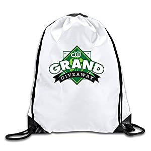 GIGIFashion Grand Giveaway Logo Drawstring Backpacks/Bags