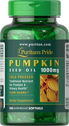 Puritan's Pride Pumpkin Seed