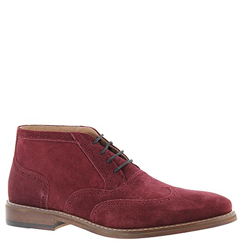 Chukka Boots Adams Suede Men's Arley Stacy Burgundy qH1xAwtC