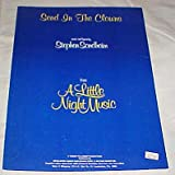 Send In The Clowns Sheet Music From A Little Night Music