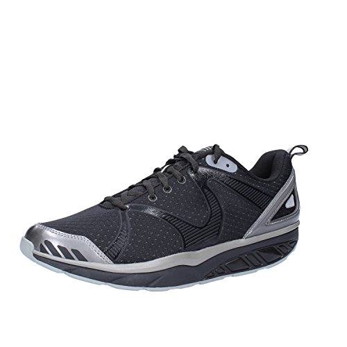MBT Sneakers Men 8/8.5 US - 42 EU Black Textile