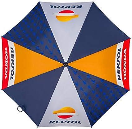 offizielles Merchandise-Produkt gro/ß Repol Racing 2019 MotoGP Team Regenschirm