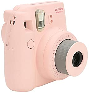 Fujifilm Instax Mini 8 Instant Film Camera (Pink) (Certified Refurbished)